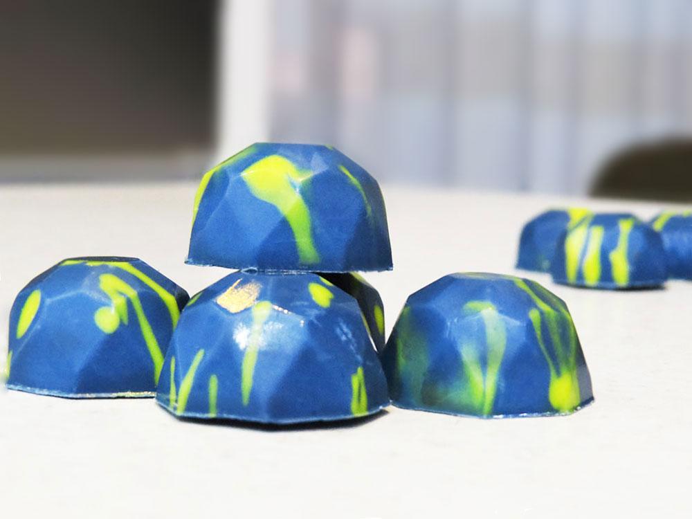 خرید شکلات بن بن سه بعدی