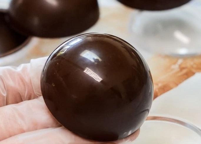 شکلات بن بن ساده