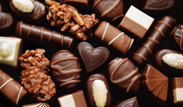 طرز تهیه شکلات سوئیسی