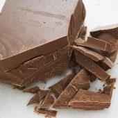 طرز تهیه شکلات بدون شیر